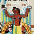 Cover of the American Negro Exposition, 1863-1940